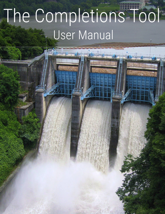 The Completions Tool - User Manual