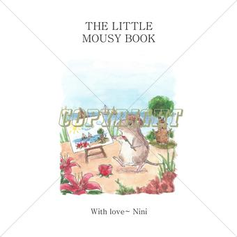 The Little Mousy Book