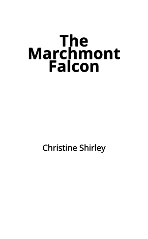 The Marchmont Falcon
