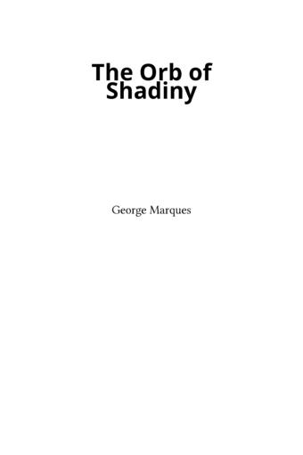 The Orb of Shadiny