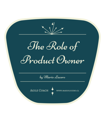 The role of Product Owner