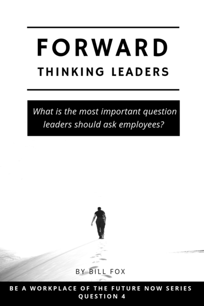 What's the most important question leaders should ask employees?