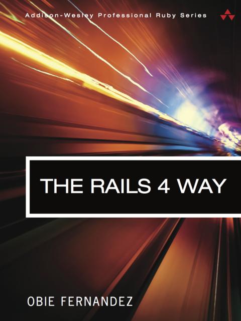 The Rails 5 Way by Obie Fernandez [Leanpub PDF/iPad/Kindle]