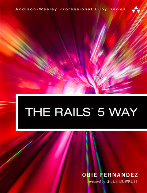 Rails 4 Way by Obie Fernandez et al  [Leanpub PDF/iPad/Kindle]