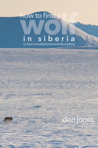 How to Find a Wolf in Siberia