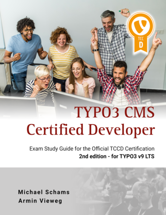 TYPO3 CMS Certified Developer (English)