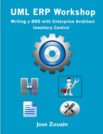 UML  ERP Workshop - Writing a BRD with Enterprise Architect - Maintenance Section BRD