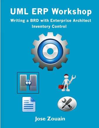 UML  ERP Workshop - Writing a BRD with Enterprise Architect - Process Section BRD