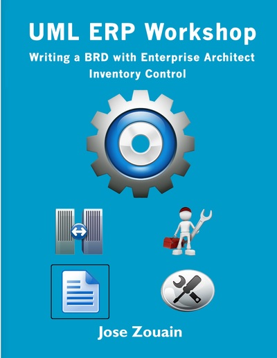 UML  ERP Workshop - Writing a BRD with Enterprise Architect - Report Section BRD