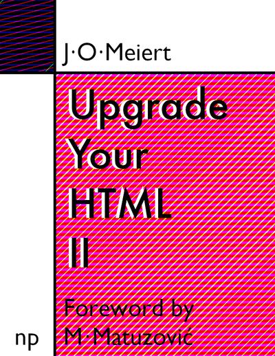 Upgrade Your HTML II