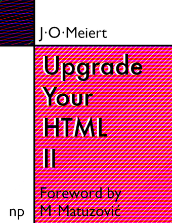 Upgrade Your HTML II
