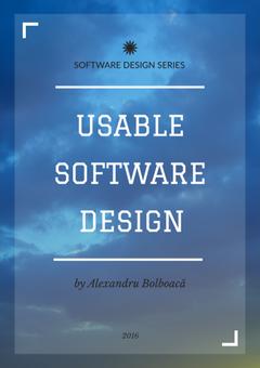 Usable Software Design