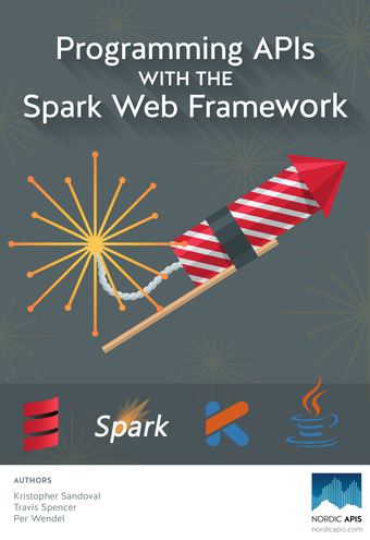 Programming APIs with the Spark Web Framework