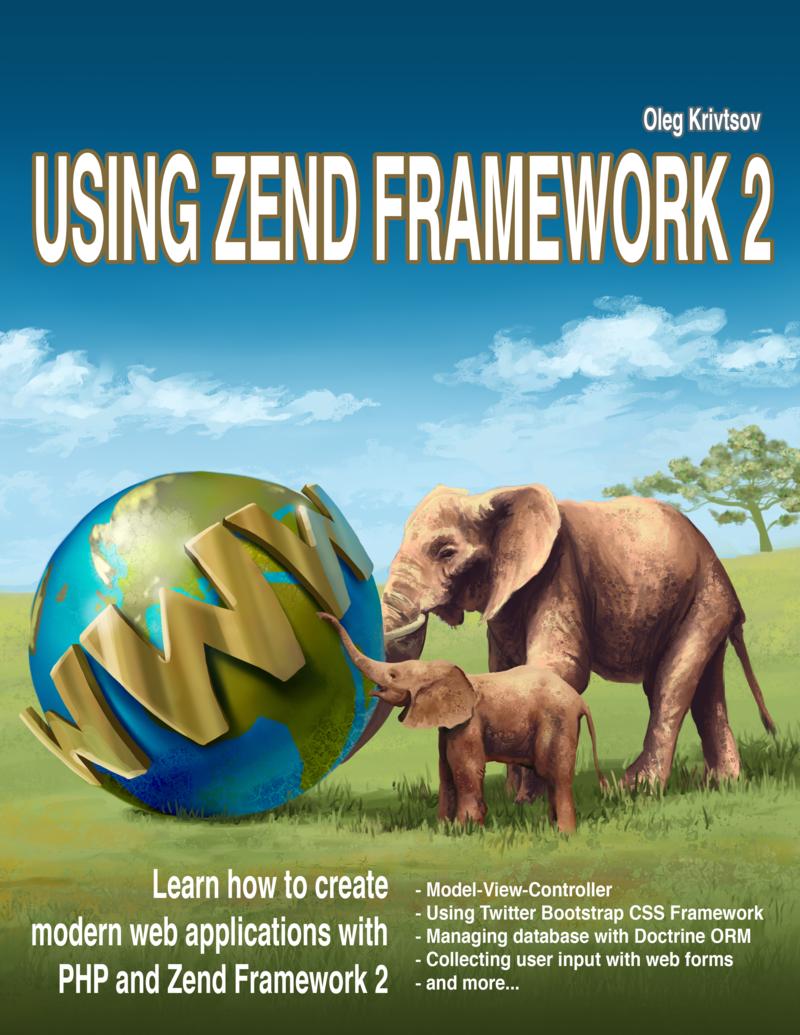 Using Zend Framework 2 Pdf