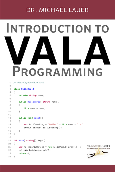 Introduction to Vala Programming