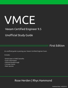 VMCE 9.5 Unofficial Study Guide