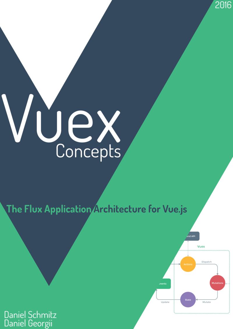 Vuex Concepts by Daniel Schmitz et al  [Leanpub PDF/iPad/Kindle]