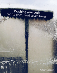 Washing your code