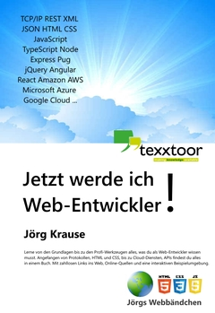 Jetzt werde ich Web-Entwickler!