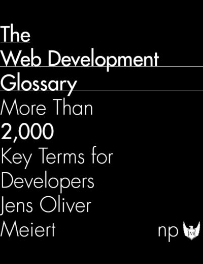 The Web Development Glossary