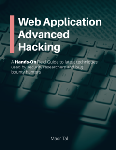 Web Application Advanced Hacking
