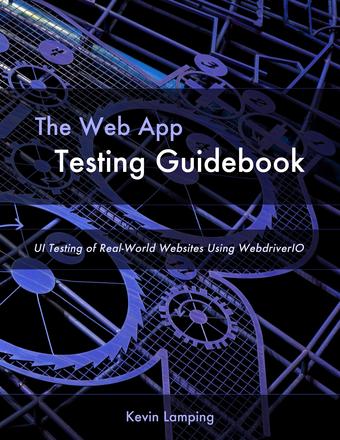 The Web App Testing Guidebook
