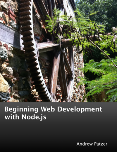 Beginning Web Development with Node.js