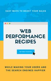 Web Performance Recipes
