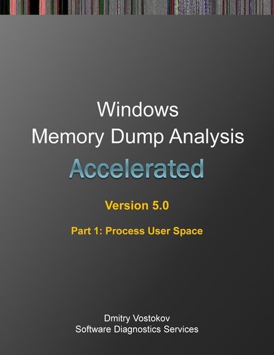 Accelerated Windows Memory Dump Analysis, Fifth Edition, Part 1, Process User Space