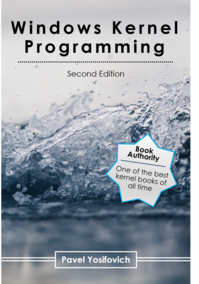 Windows Kernel Programming, Second Edition