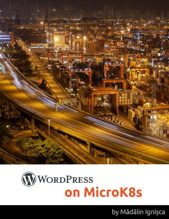 WordPress on MicroK8s