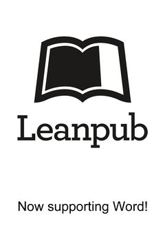 Writing a Leanpub Book in Multiple Word Documents